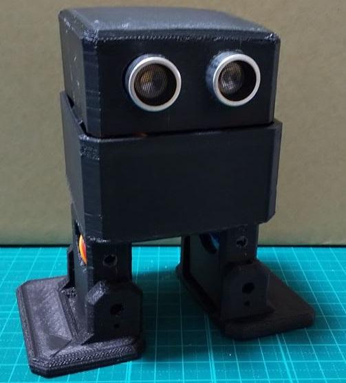 OTTO  (二足歩行ロボット)を作る