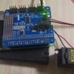 Tkinter (Python)でサーボモータの操作パネルを作る  V2